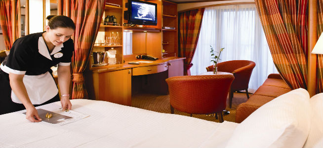 Dispelling Cruise Myths And Misconceptions Cruise Select - Steward cruise ship